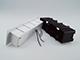 V-TAC StepLight süllyeszthető LED lépcsővilágító - fehér (6W) 4000K