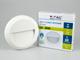 V-TAC StepLight-R LED lépcsővilágító - kör, fehér (2W) 3000K