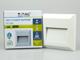 V-TAC StepLight-S LED lépcsővilágító - négyzet, fehér (2W) 3000K