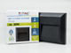 V-TAC StepLight-S LED lépcsővilágító - négyzet, fekete (2W) 4000K
