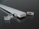 LED Profiles Surface-3 profil eloxált, LED szalaghoz, opál burával