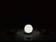 Mentavill E27 LED lámpa színes (1W/200°) Kisgömb - fehér