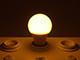 V-TAC E27 LED lámpa 9W (200°) - Körte hideg fehér, sárga