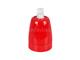 V-TAC 3799 E27-es porcelán foglalat - piros