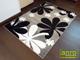 Szuper nyírt szőnyeg (0166a) Szürke 80x150 cm