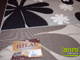 Függöny Center Szuper nyírt szőnyeg (0166a) Szürke 80x150 cm