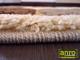Függöny Center Shaggy szőnyeg 3 cm-es, (0196a) 3D Krém 150x230 cm