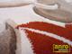 Függöny Center Szuper nyírt szőnyeg (0554a) Terra 200x280 cm