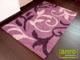 Shaggy szőnyeg 3 cm-es, (0912a) Pink 200x280 cm