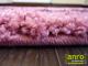 Függöny Center Shaggy szőnyeg 3 cm-es, (0912a) Pink 120x170 cm
