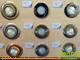 Kanlux Beépíthető spot lámpatest Marin CT-S80 króm