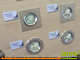 Kanlux Beépíthető spot lámpatest Radan DTL50 aluminium