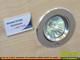 Kanlux Beépíthető spot lámpatest Radan DTO50 alumínium