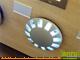 Kanlux Járófelületbe építhető LED lámpa Roger-12, szürke burkolat (1W) hidegfehér IP66