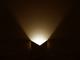 V-TAC Triangles oldalfali dekor lámpatest - szürke (5W) meleg f.