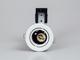 Optonica Tűzbiztos GU10 spot lámpatest, billenthető, fehér Kifutó!