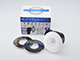 Optonica Tűzbiztos LED lámpatest (6W/40°) meleg fehér IP65