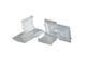 Lumines Type-C Tartóelem aluminium sarokprofilhoz,  45°-os, döntött szereléshez