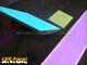 LED panel (300 x 300 mm) 15W/24 VDC - RGB+tápegység