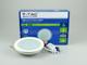V-TAC Üveg keretes LED panel (kör) - 12W - természetes fényű