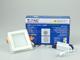 V-TAC Üveg keretes LED panel (négyzet) - 6W - meleg fényű