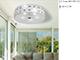 Rábalux Rábalux Zoe exkluzív kristály mennyezeti lámpatest (E27)