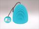 V-TAC Prism modern csillár (E27) kék - kúp forma