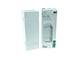 V-TAC Biancolight Double-3 kültéri oldalfali lámpa IP44 (2xGU10)