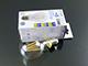 V-TAC LED lámpa E27 Filament (4W/300°) Körte - meleg fehér