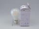 V-TAC E27 Filament LED lámpa 9W (300°) - Opál term. fehér