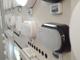 V-TAC IP54 Opál mennyezeti LED lámpa ovál (8W) WH - hideg f.