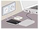 Legrand Valena USB telefontöltő fali aljzat (dupla) - elefántcsont