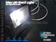 Optonica Slim LED reflektor (20W/COB/120°) Természetes fehér