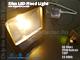 Slim LED reflektor (30W/COB/120°) Meleg fehér