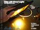 Slim LED reflektor (50W/COB/120°) Meleg fehér