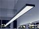 Lumines Solis - Függeszthető széles lapos U alakú alu profil LED szalaghoz, opál