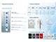 Vents iFan ventilátor (IP44) intelligens - topáz előlappal