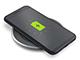 deLight Vezeték nélküli töltőállomás - micro USB - fekete
