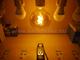 V-TAC LED lámpa E27 Filament (5W/300°) SP Vintage G125 - dimm. mf.