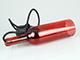 V-TAC csillár 3769 (E14 foglalat) - piros burával
