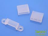 Vízmentes LED szalaghoz (IP68) véglezáró kupak (szilikon)
