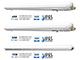 V-TAC F-Series por és páramentes LED lámpatest IP65 (48W) 150 cm, 6000K
