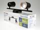 V-TAC R-Duo mennyezeti spot LED lámpatest (2x6W) fekete, meleg f.