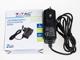 V-TAC LED Adapter 12 Volt, dugvillás tápegység LED szalaghoz (18W/1.5A) IP44