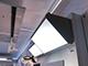 V-TAC Landscape fali lámpa (12W) szürke, hideg fehér IP65