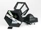 V-TAC Bolive Lawn kültéri álló lámpa - 40 cm (E27) fekete