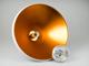 V-TAC Cone északi függeszték M (E27) - fehér színű ernyő