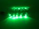 V-TAC LED modul 0.24W (5050x1/120°/IP68) - Zöld
