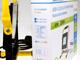 V-TAC Hordozható LED reflektor (50W/100°) 3 méteres vezetékkel, hideg fényű