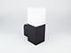 V-TAC Soft kültéri oldalfali lámpa (GU10) fekete